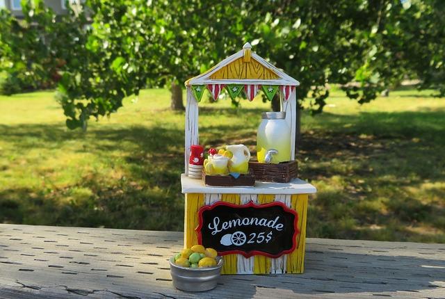 limonády ze zázvoru